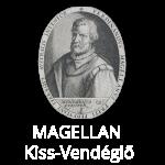 MAGELLAN Kiss-Vendéglő